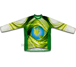 Natural Flow Winter Thermal Cycling Jersey
