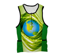 Natural Flow Triathlon Top