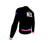 ScudoPro Pro Thermal Long Sleeve Cycling Jersey Country CODE New Zealand | Men and Women