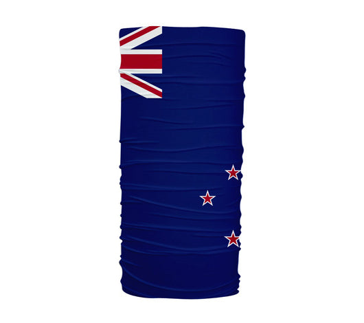 New Zealand Flag Multifunctional UV Protection Headband
