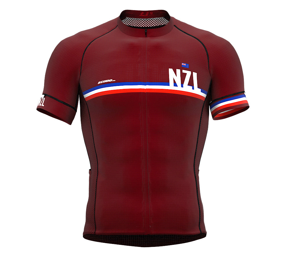 New Zealand Vine CODE Short Sleeve Cycling PRO Jersey for Men and WomenNew Zealand Vine CODE Short Sleeve Cycling PRO Jersey for Men and Women