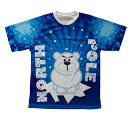 North Pole Grr Technical T-Shirt for Men and Women