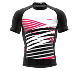 Nudius Black Short Sleeve Cycling PRO Jersey