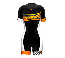 Nudius Scudopro Cycling Skin Suit Short Sleeve for WomanNudius Scudopro Cycling Skin Suit Short Sleeve for Woman
