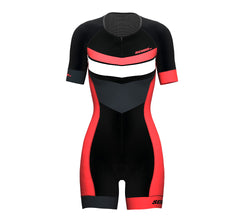 Orange Scudopro Cycling Skin Suit Short Sleeve for WomanOrange Scudopro Cycling Skin Suit Short Sleeve for Woman