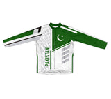 Pakistan ScudoPro Cycling Jersey Long Sleeve