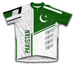 Pakistan ScudoPro Cycling Jersey for Men and Women