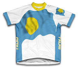 Palau Flag Cycling Jersey for Men and Women