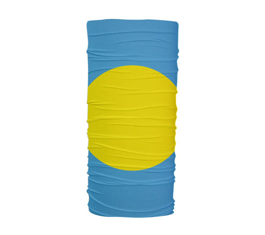 Palau Flag Multifunctional UV Protection Headband