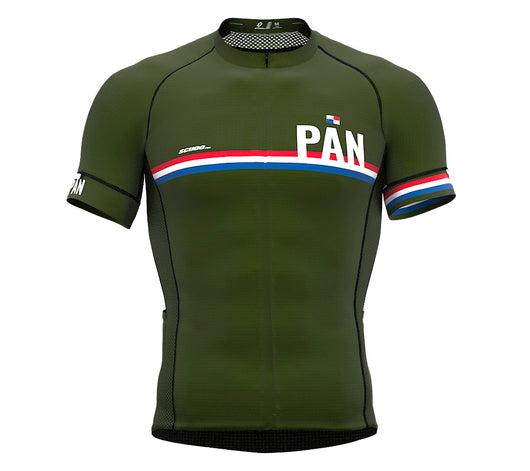 Panama Green CODE Short Sleeve Cycling PRO Jersey for Men and WomenPanama Green CODE Short Sleeve Cycling PRO Jersey for Men and Women