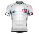 Panama White CODE Short Sleeve Cycling PRO Jersey for Men and WomenPanama White CODE Short Sleeve Cycling PRO Jersey for Men and Women