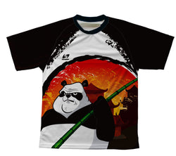 Panda Warrior Technical T-Shirt for Men and Women