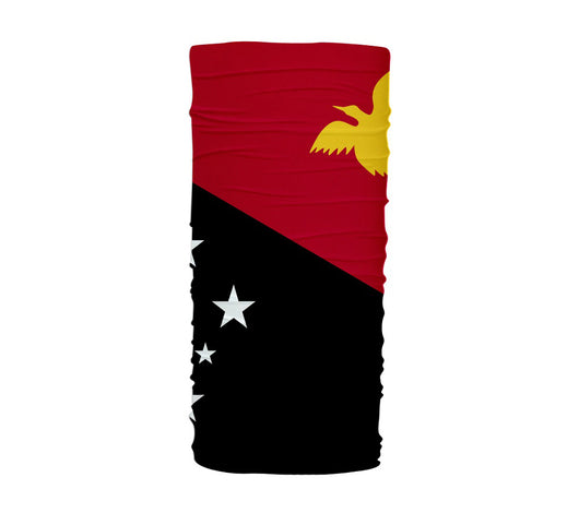 Papua New Guinea Flag Multifunctional UV Protection Headband