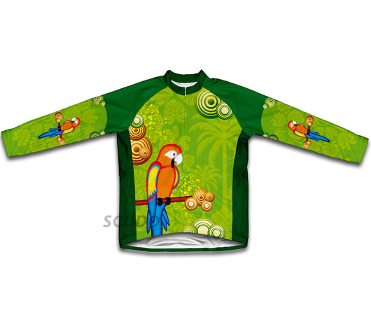 Parrot Paradise Winter Thermal Cycling Jersey