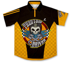 Phantom Driver Pit Crew Racing Shirt Jersey