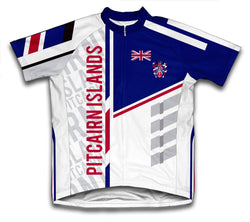Pitcairn Islands ScudoPro Cycling Jersey for Men and Women