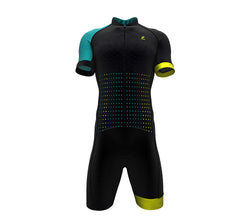 Pixel Green Scudopro Cycling Speedsuit for ManPixel Green Scudopro Cycling Speedsuit for Man