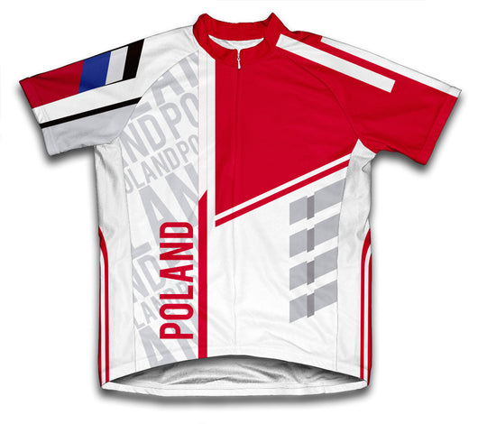 Poland ScudoPro Cycling Jersey