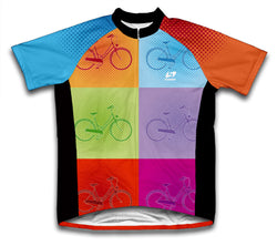 Pop Colors Cycling Jersey