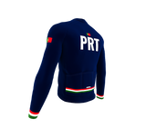 ScudoPro Pro Thermal Long Sleeve Cycling Jersey Country CODE Portugal | Men and Women