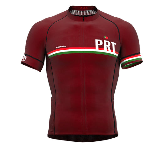 Portugal Vine CODE Short Sleeve Cycling PRO Jersey for Men and WomenPortugal Vine CODE Short Sleeve Cycling PRO Jersey for Men and Women