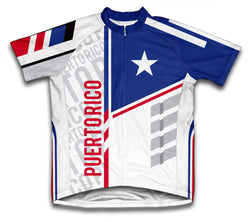 Puerto Rico ScudoPro Cycling Jersey