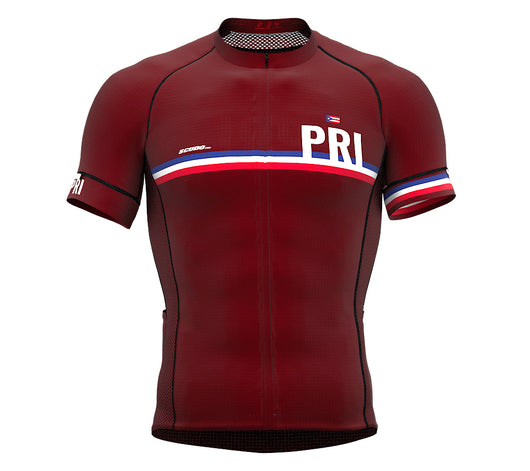 Puerto Rico Vine CODE Short Sleeve Cycling PRO Jersey for Men and WomenPuerto Rico Vine CODE Short Sleeve Cycling PRO Jersey for Men and Women