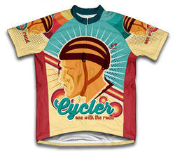 Retro Cycler Cycling Jersey