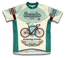 Retro Designing Dreams Cycling Jersey