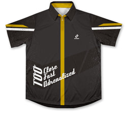 Road Pit Crew Racing Shirt Jersey