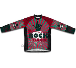 Rock On Winter Thermal Cycling Jersey