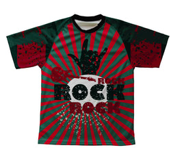 Rock On Technical T-Shirt for Men and Women