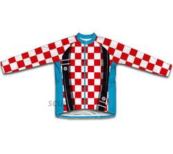 Rodeo Clown Winter Thermal Cycling Jersey