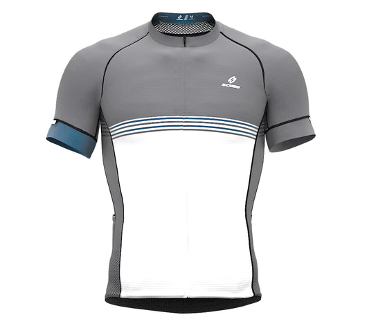 Ryder Gray Short Sleeve Cycling PRO Jersey