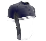 Ryder Navy Short Sleeve Cycling PRO Jersey