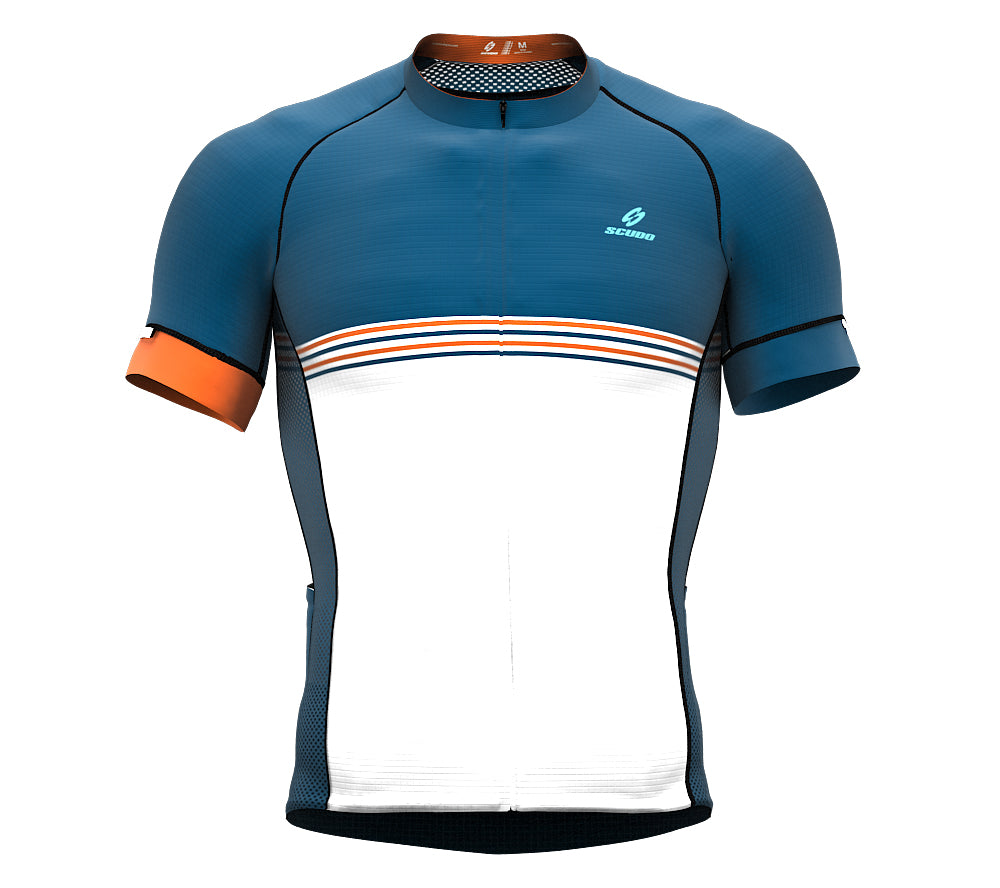 Ryder Teal Short Sleeve Cycling PRO Jersey