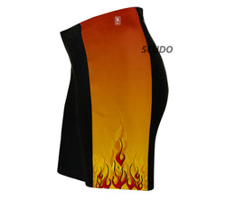 Ashes Red Triathlon Shorts