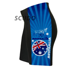 Australia Triathlon Shorts
