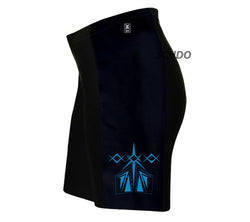 Blue Jet Triathlon Shorts