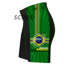 Brazil Triathlon Shorts