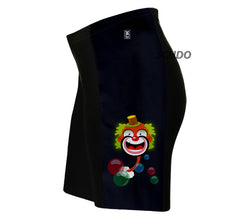 Bubbly Clown Triathlon Shorts