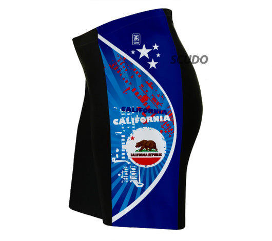 California Triathlon Shorts