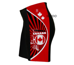 Canada Triathlon Shorts