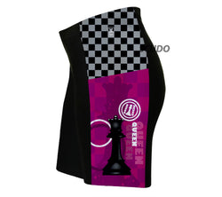Chess Queen Triathlon Shorts