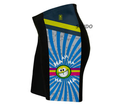 Crazy Laughter Triathlon Shorts