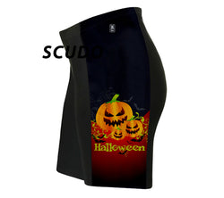 Creepy Pumpkins Triathlon Shorts