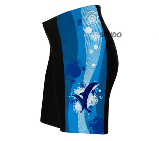 Dancing Dolphins Triathlon Shorts
