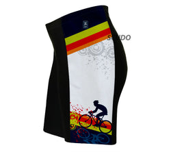 Fearless Biker Triathlon Shorts