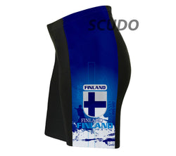 Finland Triathlon Shorts