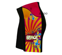 Flowery Peace Triathlon Shorts